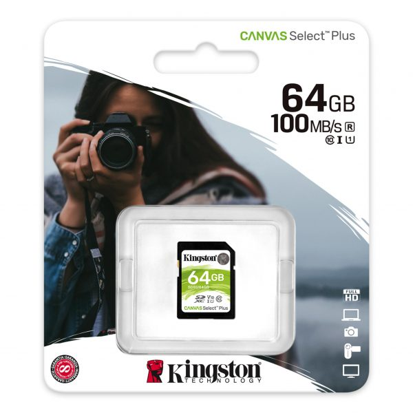 Micro SD Kingston Canva Plus