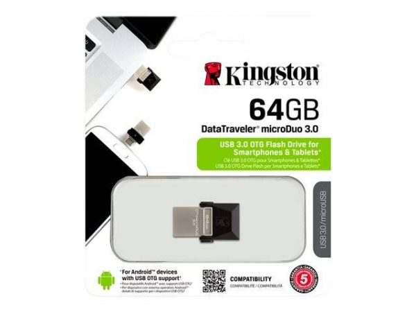 USB Kingston | Memorias | 16GB | 32GB | 64GB