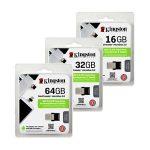 Memoria USB OTG Kingston DT Microduo 16GB | 32GB | 64GB