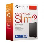 Disco Duro Externo Seagate BackUp Plus Slim