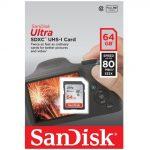 Memoria SD Sandisk Ultra