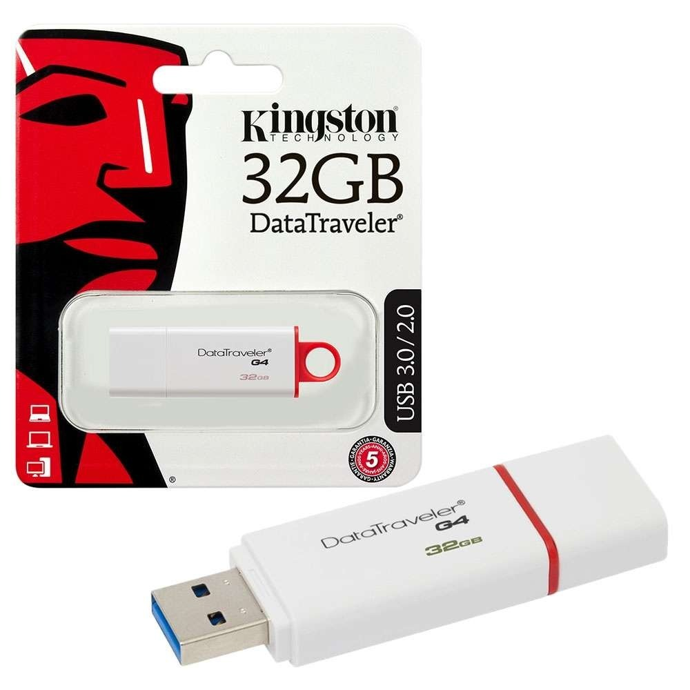 Memoria USB Kingston DTG4