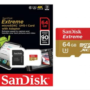 Micro Sd Sandisk Extreme