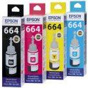 Tinta Epson 664 | Repuesto de Tinta Continua