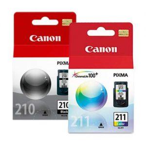 canon 210 y 211
