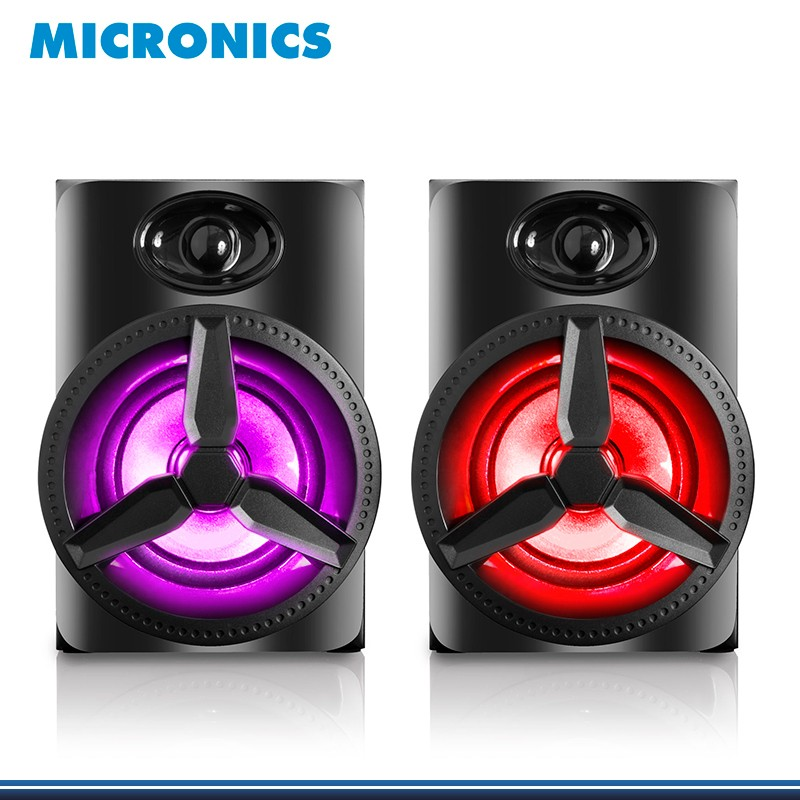 parlante micronics Player MIC-S317G