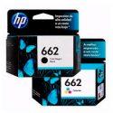Tinta HP 662 | Cartuchos de Tinta Originales