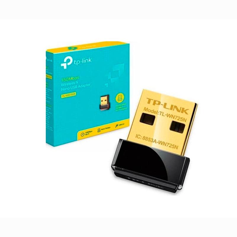 Adaptador WIFI USB TP-Link 150mbps