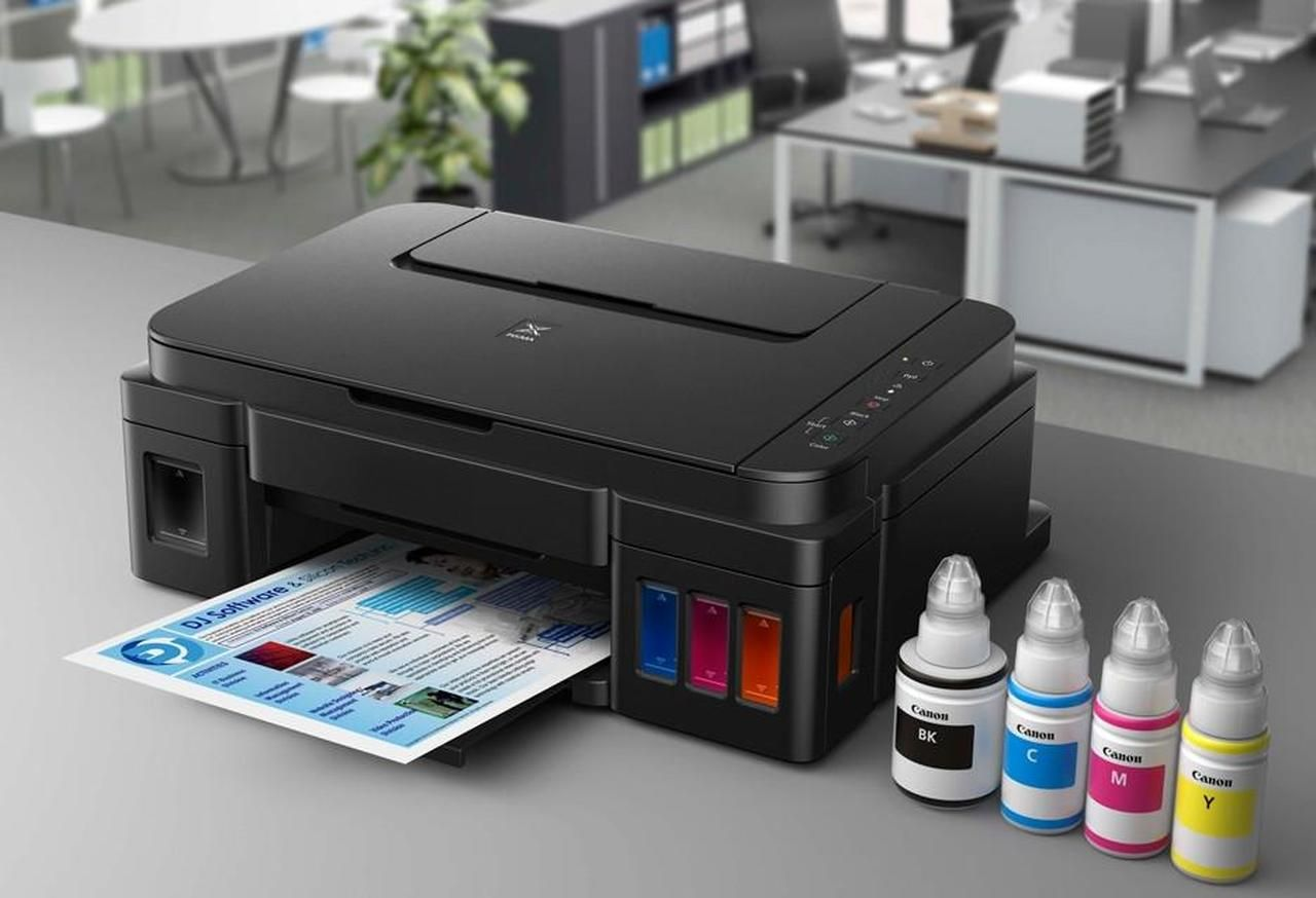 Impresora Tinta Continua